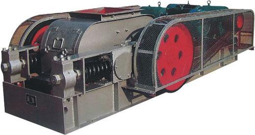 陕西大型对辊破碎机推荐实体生产厂家
